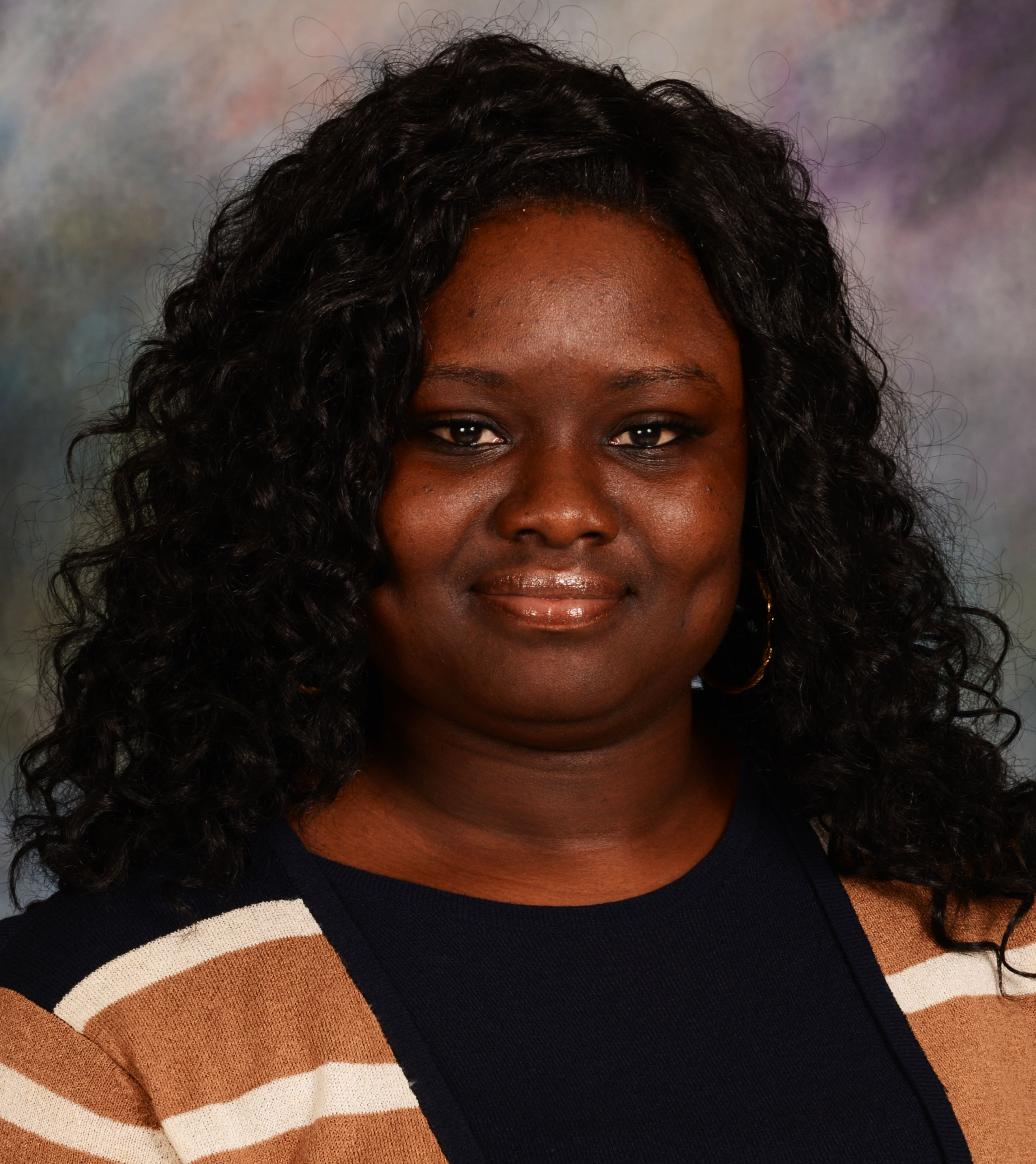 Headshot of Nicole Brown, District Receptionist