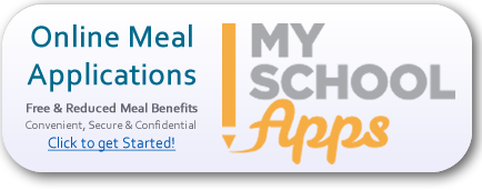 My School Apps Logo for Online Meal Applications