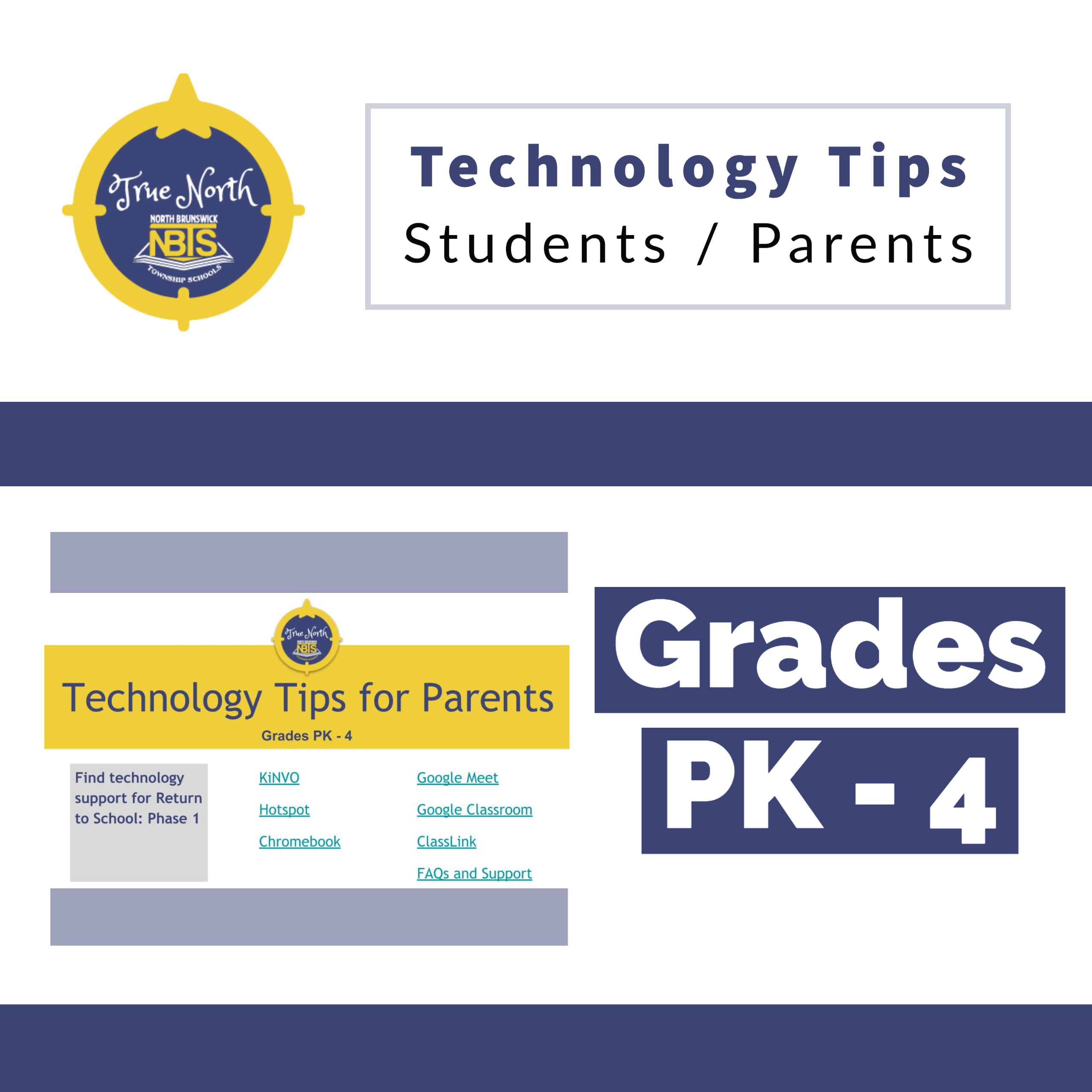 Technology Tips PK-4
