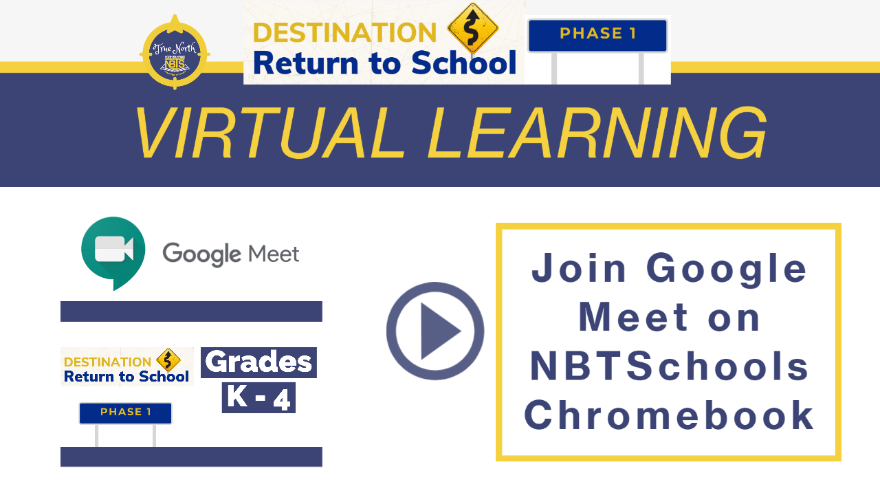 Join Google Meet Gr K-4