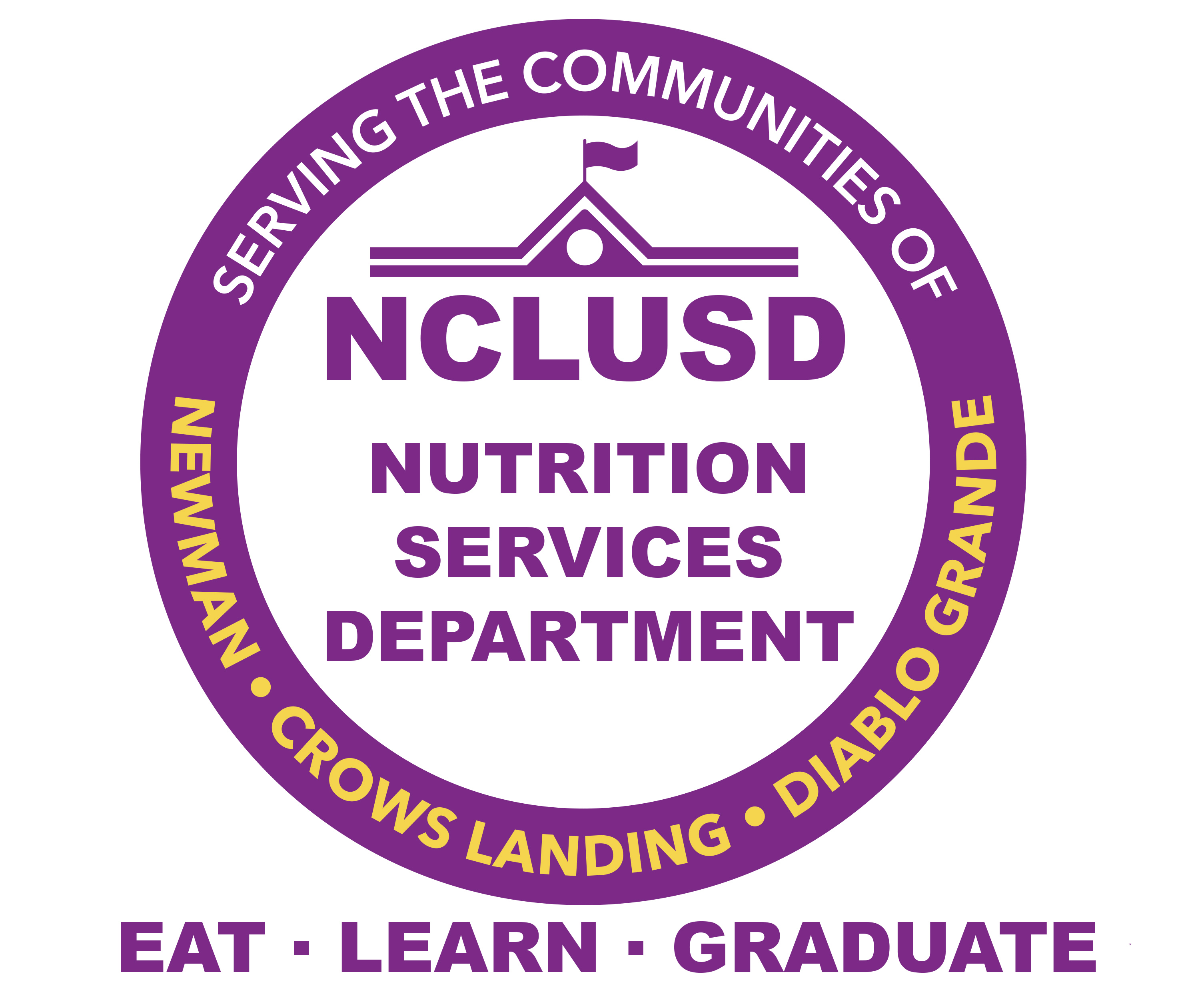 NCLUSD Nutrition Services Logo