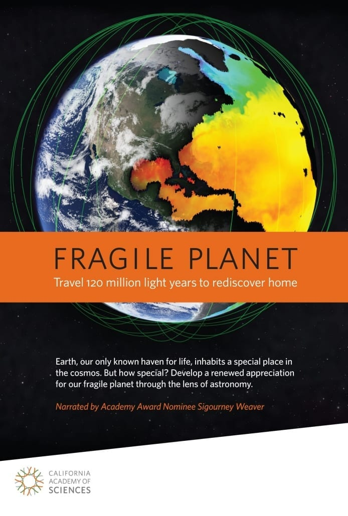 Fragile Planet poster image