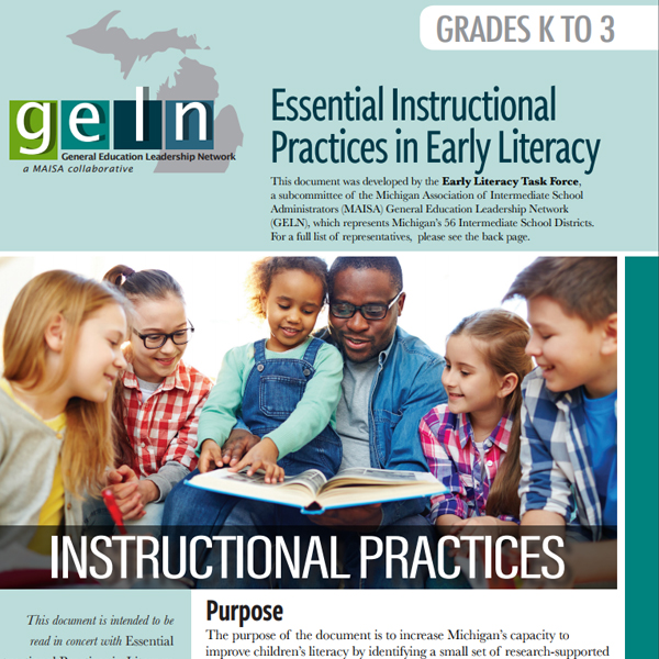 K-3rd Grade Literacy Essentials