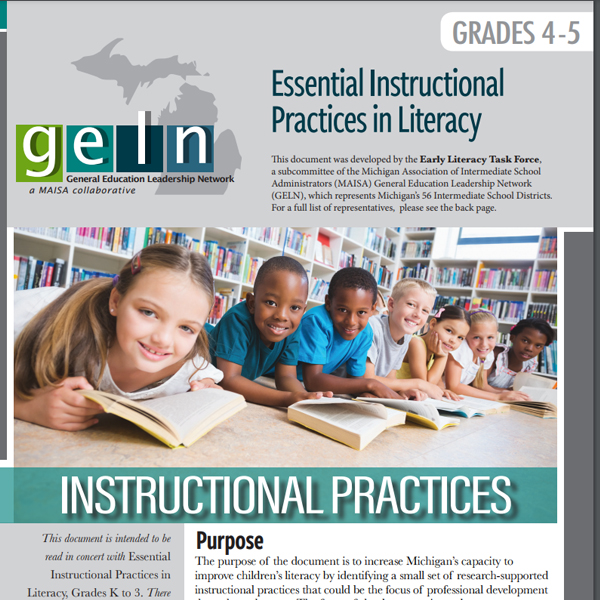 4th-5th Grade Literacy Essentials