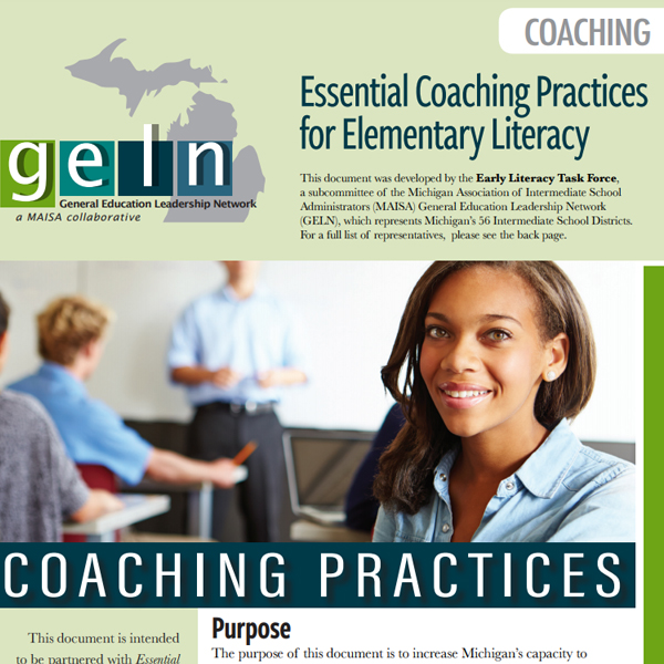 Coaching Literacy Essentials